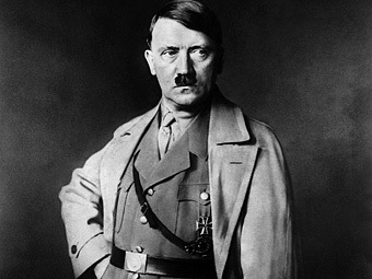 Адольф Гитлер. Фото ©AFP