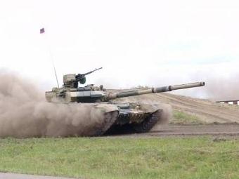 Т-90. Фото от сайта warinform.ru