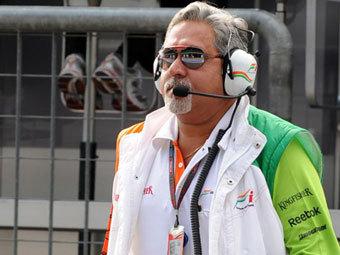 """Суд постановил арестовать владельца индийской команды """"Формулы-1"""""""