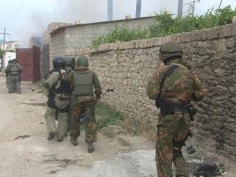 В Дагестане уничтожили трех боевиков