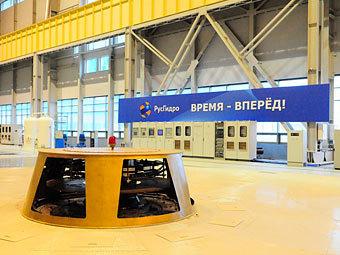 Запущены первые агрегаты Богучанской ГЭС
