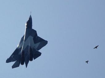 """Т-50. Фото Александър Качкаев, """"Лента.ру"""""""