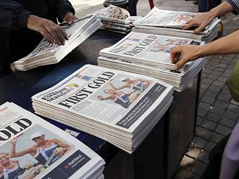 The London Evening Standard Лебедева стала прибыльной