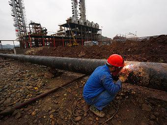 Китай начал строить газопровод за 20 миллиардов долларов