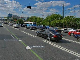 Реконструкция Рязанского и Волгоградского проспектов начнется в 2013 году