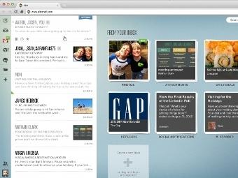 AOL выпустила браузерный почтовый клиент