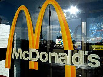 Акции McDonald's упали на 3 процента из-за квартального отчета