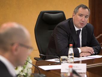"""Рогозин рассказал о контрактах """"Росатома"""" на 69 миллиардов долларов"""