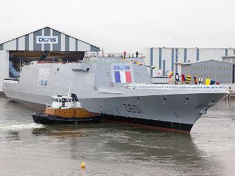 """""""Нормандия"""". Фото на пресслужбата на DCNS"""