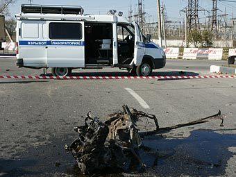 При обыске у виновника взрыва в Северной Осетии обнаружили бомбу