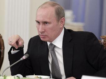 """Путин объяснил укрупнение """"Роснефти"""" заботой о ВР"""
