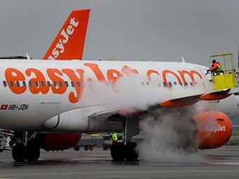 Британцы разрешили бюджетной EasyJet летать в Россию