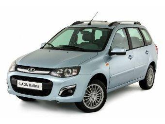 Продажи обновленной Lada Kalina начнутся летом 2013 года