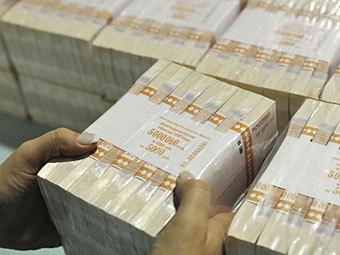 Россия запланировала получить от приватизации три триллиона рублей