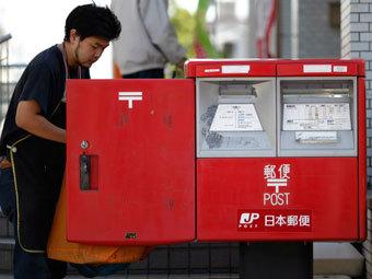 Япония приватизирует почтовую службу в течение трех лет