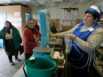 В Белоруссии вслед за водкой подорожают хлеб и молоко