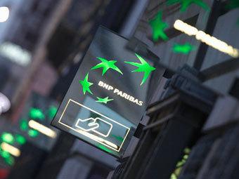 Акции банков вышли в лидеры падения на французской бирже