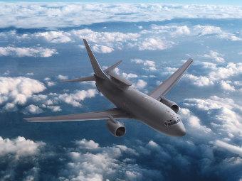 E-737 AEW&C. Изображение от сайта boeing.com