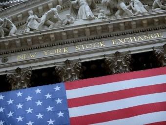 Нью-Йоркская фондовая биржа закрылась еще на один день