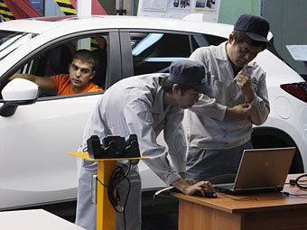 Mazda задумалась о создании автомобиля для России