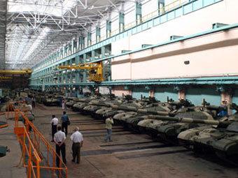 Украинский суд открыл процедуру банкротства крупнейшего производителя танков