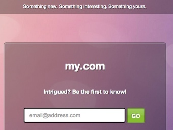 Mail.ru будет продвигаться на Запад под именем my.com