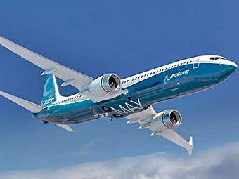 """""""Ростехнологии"""" договорились о покупке 35 самолетов Boeing 737 MAX"""