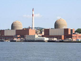 Под Нью-Йорком приостановили работу АЭС