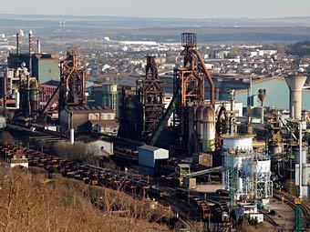 """""""Северсталь"""" заинтересовалась остановленным заводом в Лотарингии"""