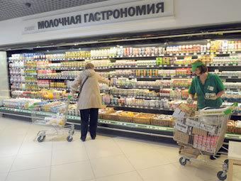 Недельная инфляция в России снизилась до нуля