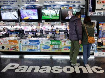 Panasonic потерял почти девять миллиардов долларов за квартал