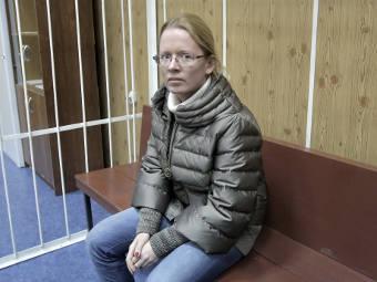 Екатерина Сметанова. Фото РИА Новости, Андрей Стенин