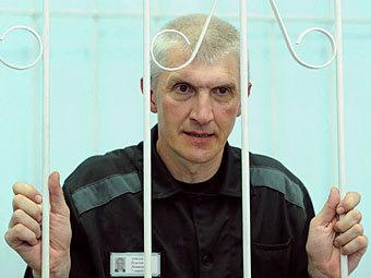 Платон Лебедев. Фото Коммерсантъ, Александр Петросян