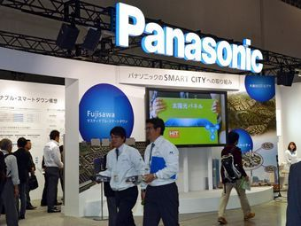 Квартальный отчет обвалил акции Panasonic на двадцать процентов