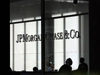"""JP Morgan засудит бывшего начальника """"Лондонского кита"""""""