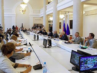 Заседание Совета по правам человека. Фото РИА Новости, Владимир Родионов