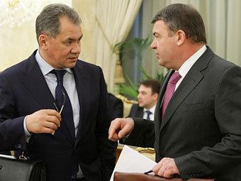 Путин отправил в отставку Анатолия Сердюкова