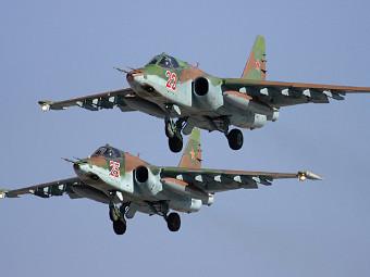 Су-25. Фото от сайта mil.ru