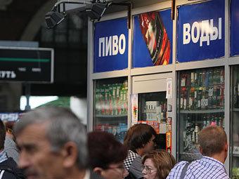 Ритейлеры заработают триллионы на запрете продажи пива в ларьках