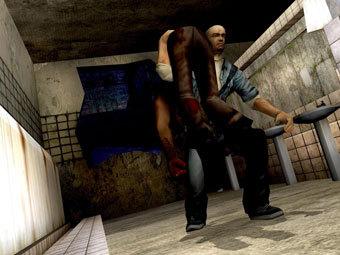 Скриншот Manhunt