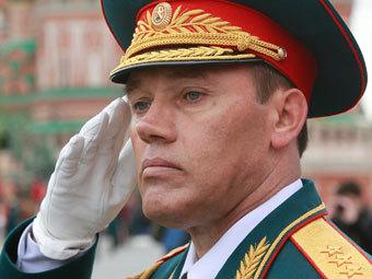 генерал Валерий Герасимов