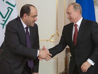 Россия потребует от Ирака объяснений за слухи о срыве военного контракта