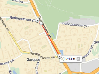 Почти километр дороги в Бирюлево починят за 37 миллионов рублей