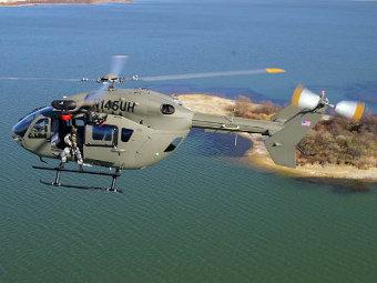 UH-72A. Фото от сайта aviationnews.eu