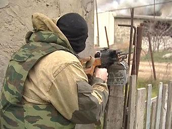 В Дагестане уничтожили четырех боевиков