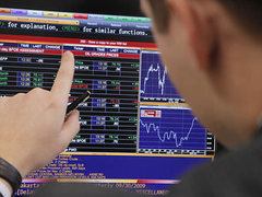 Валютный рынок московской биржи