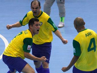 Чемпионат мира по мини футболу