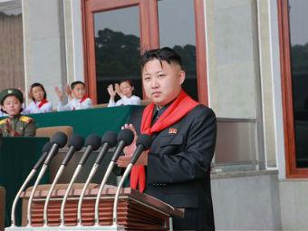 Ким Чен Ын впервые поздравил жителей двух Корей