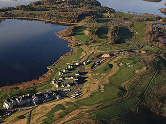 Lough Erne Resort. Фото с официального сайта