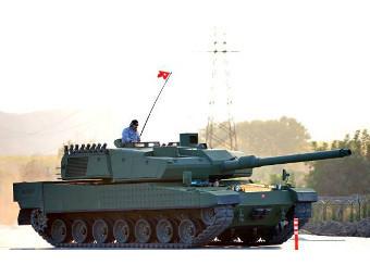 танк Алтай
